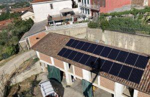 FTV Residenziale + Sistema di Accumulo + Colonnina Ricarica Auto - Referenze Biotech Energia