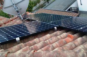 FTV Residenziale + Sistema di Accumulo - Referenze Biotech Energia