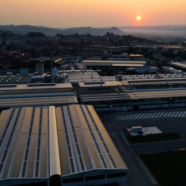 Fotovoltaico industriale - Biotech Energia